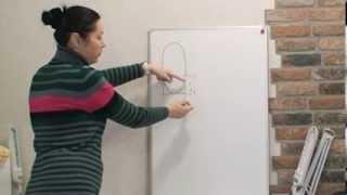 Форма ногтей миндаль: схема построения (теория) - видео-урок Натальи Голох