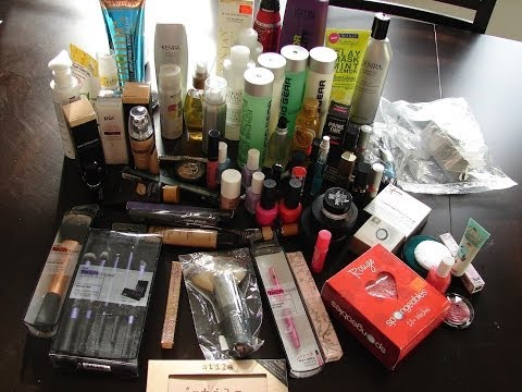 My Biggest & Best ULTA DUMPSTER DIVING Haul YET! Beauty