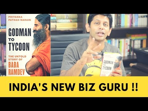 Indias No1. Business Guru - 10 Reasons why we should learn the art of Business from Baba Ramdev!