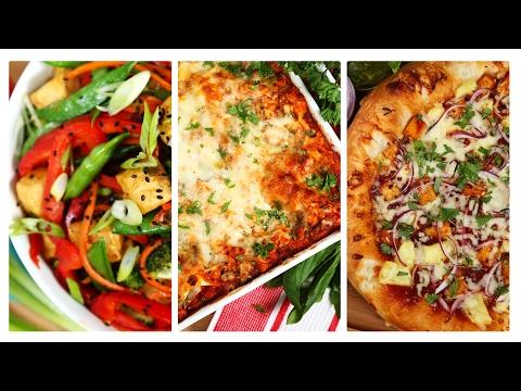 3 Delicious Tofu Recipes | Dinner Made Easy