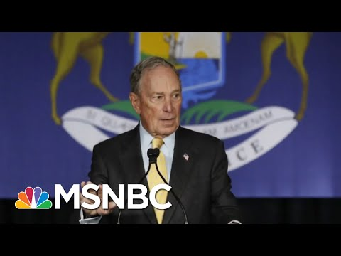 Mike Bloomberg Goes After Bernie Sanders In New Campaign Ad | Morning Joe | MSNBC