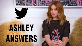 am i recording a new album q   ashley tisdale