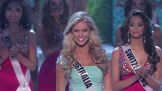 2012 Miss Universe: Top 16