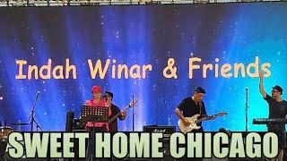 Sweet Home Chicago - Indah Winar.