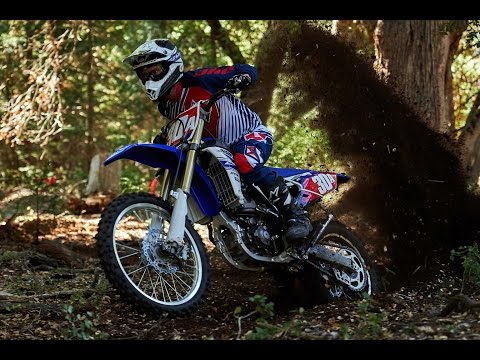 First lap of the coolest Hare Scramble EVER