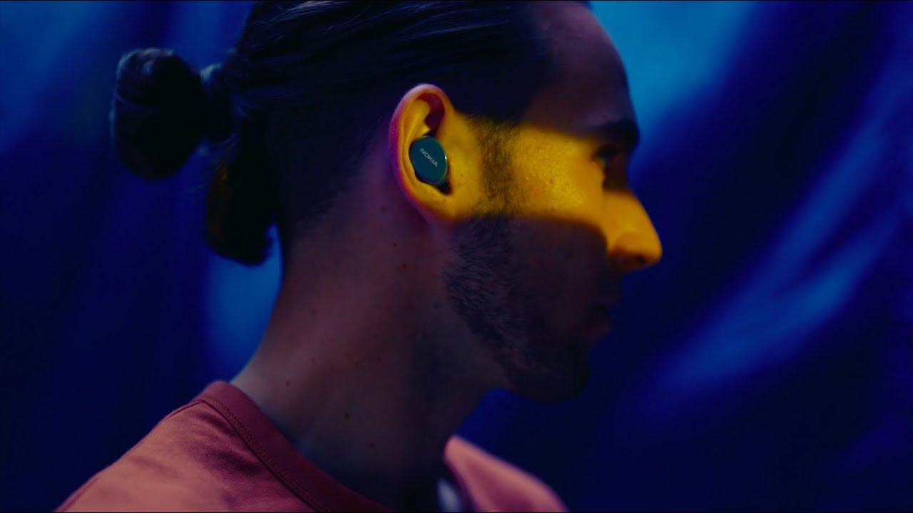 Nokia Power Earbuds Lite - Soak up the sound