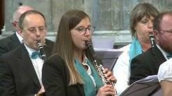 Les Collégiades 2017 - Concert inaugural - Royale Philharmonie de Saint-Symphorien - 2 juillet
