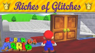 Riches of Glitches in Super Mario 64 (Glitch Compilation)