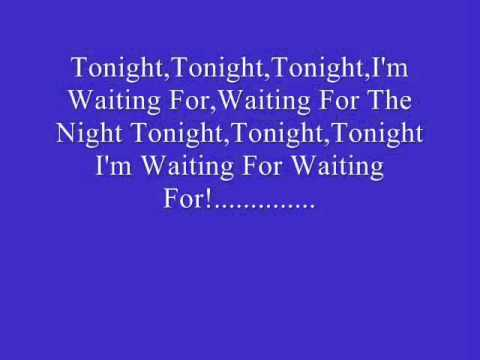 Sugarland-Tonight (Lyrics)