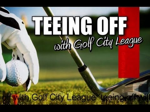 Teeing off with Golf City League