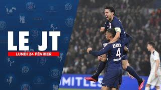 VIDEO: LE JT - L'EDITION DU 24 FEVRIER 2020