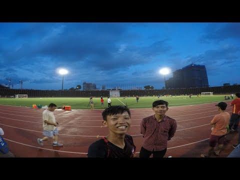 CAMBODIA NATIONAL FOOTBALL TEAM | Khmer Vlog 2017