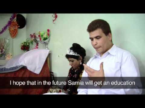 MALALAI JOYA (SAMIA'S WEDDING)
