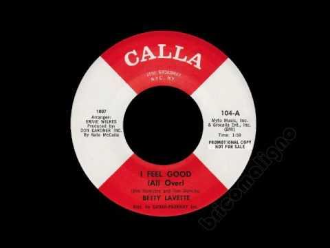 Betty LaVette - I Feel Good All Over