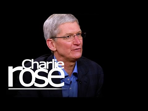 Apple's Tim Cook on Buying Beats (Sept. 12, 2014) | Charlie Rose