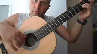 Уроки гитары.Пассаж-Фламенко