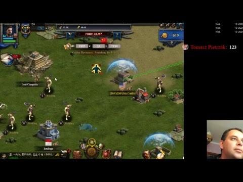 Clash Of Kings On Facebook GamePlay 1