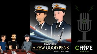Tom Cruise's Giant Pen: Kevin Pollak's true story from 'A Few Good Men'