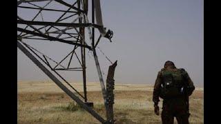 بهكذا طريقة تم تفجير أبراج الطاقة الكهربائيه في العراق