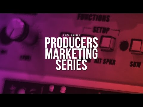 Digital Dollars: Producers Marketing Series - Utilizing Beatstars (Episode #1)