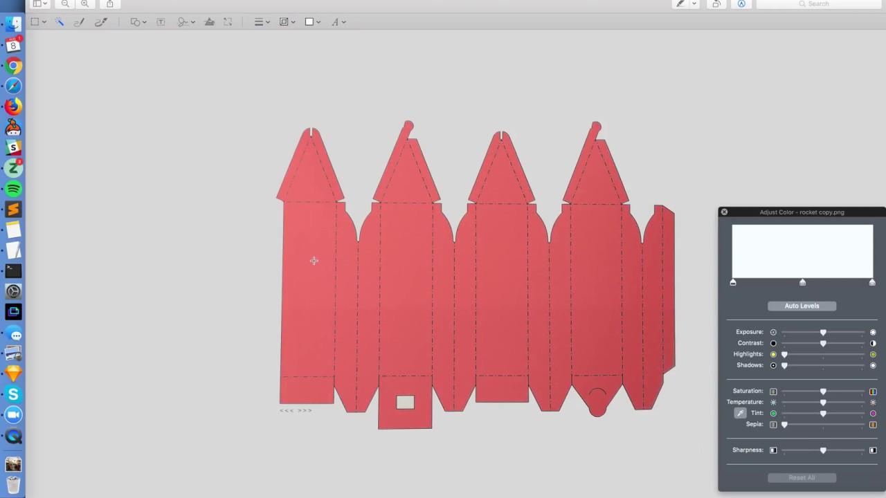 "SVG Tracer: Generating ""Useful"" SVGs for Packaging Design"