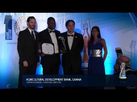 THE BIZZ AMERICAS 2014 - INTERVIEW AGRICULTURAL DEVELOPMENT BANK, GHANA