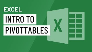 Download Mp3 Excel: Intro To Pivottables