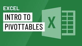Excel: Intro to PivotTables thumbnail