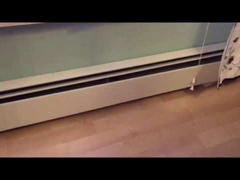 How To Bleed Trapped Air From Baseboard Heater