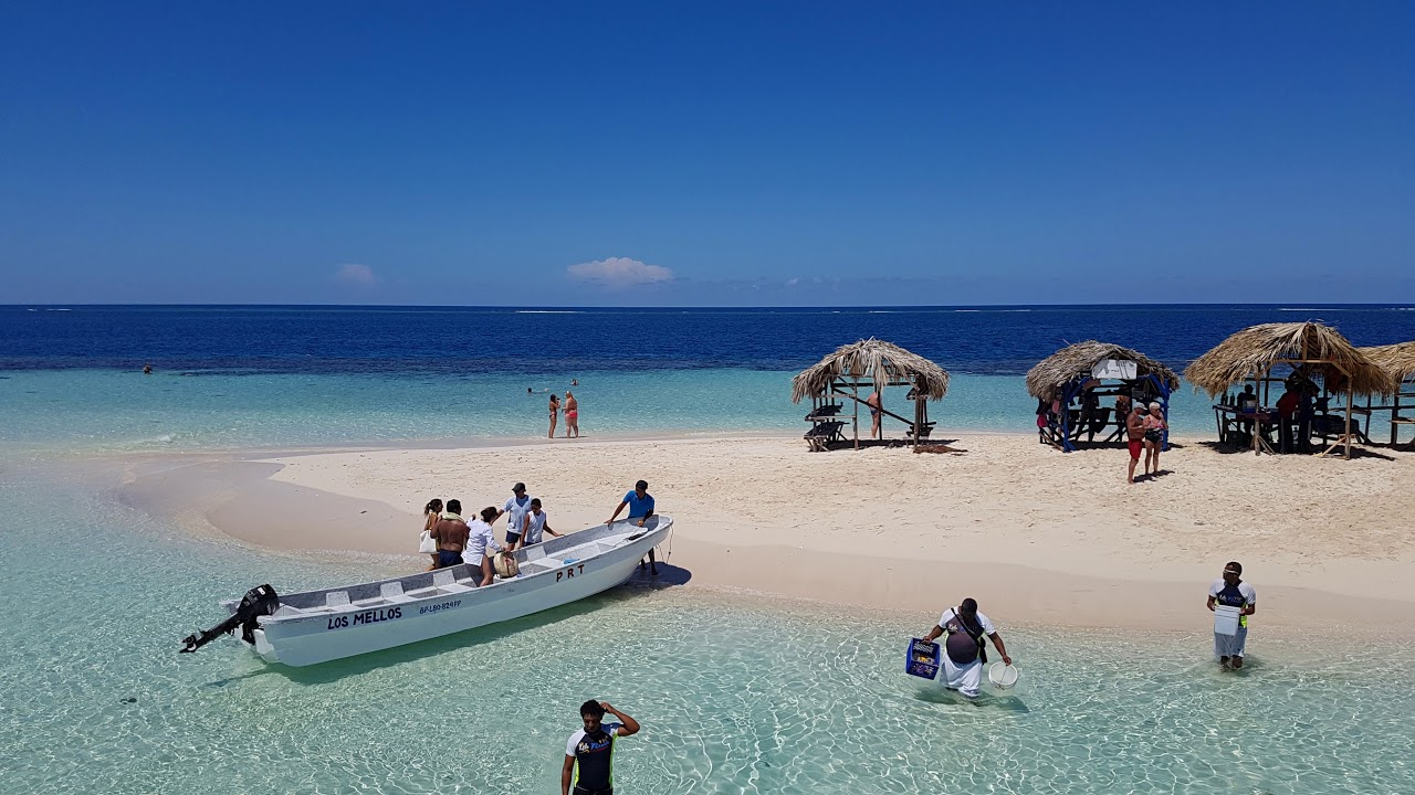Paradise Island Cayo Arena Punta Rucia Trip From Puerto Plata Dominican Republic Youtube