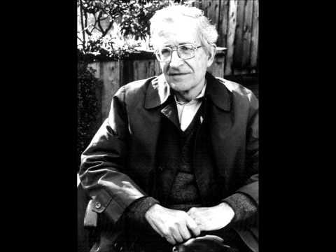 """Noam Chomsky - """"Chomsky on Humainsm"""" (2007)"""