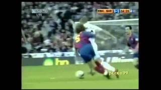 Zinedine Zidane vs Barcelona 2005