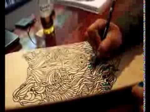 Skateboard making and art