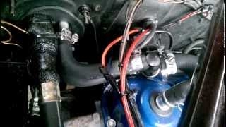 65 Mustang Old Air Heater Hose Routing