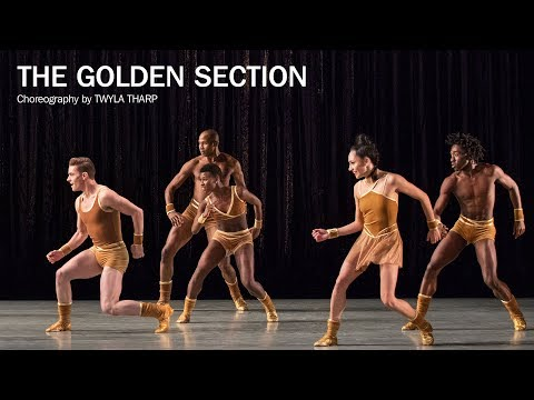 The Golden Section by Twyla Tharp