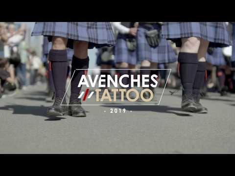 Avenches Tattoo 2019 - Aftermovie