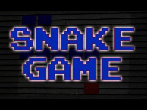 SNAKE GAME - INTERACTIVE - SNAKE GAME - INTERACTIVE