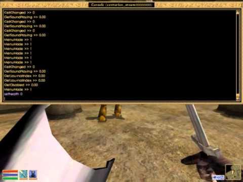 Morrowind Console Commands P 1