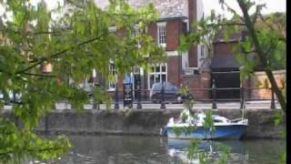 river thames in Abingdon