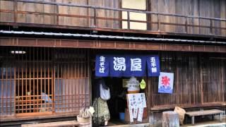 春日八郎さんの「お富さん」を歌ってみました。