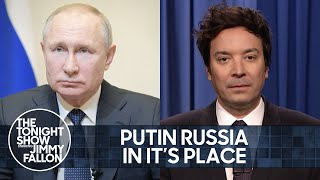 Biden Levels Sanctions Against Russia, Dems Look to Expand Supreme Court   The Tonight Show