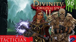 Fighting The Lone Wolves - Part 96 - Divinity Original Sin 2 DE - Tactician Gameplay