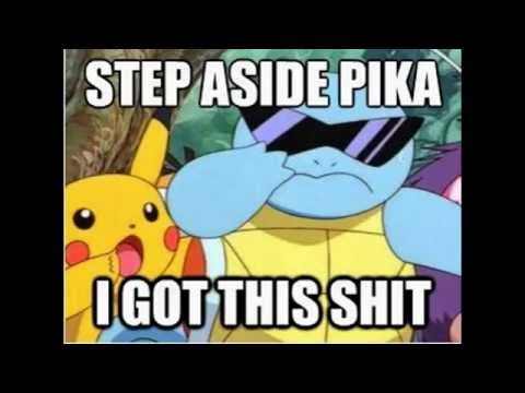 Funny pokemon pics/memes