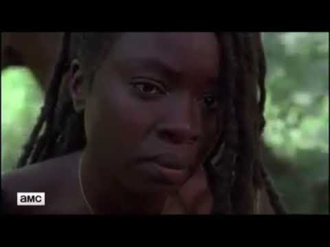 the walking dead opening minutes 9x6