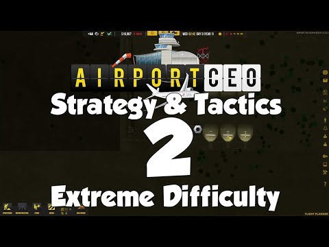 Airport CEO Strategy & Tactics 2: Wind Proofing & Traffic Control