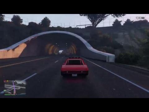 Dernier braquage Fin du Monde en live sur ( GTA 5 PS4 )