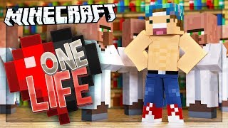 SO MANY LIBRARIANS! | One Life SMP #46