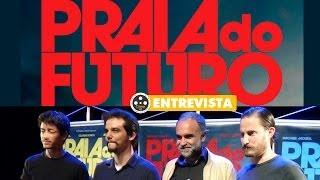 ENTREVISTA | Diretor e elenco do filme Praia do Futuro