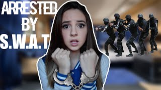 STORYTIME: ARRESTED BY THE SWAT TEAM?!