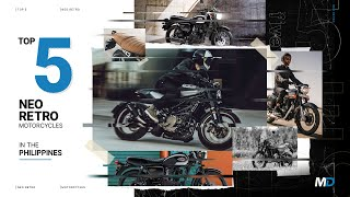 Download Top 5 Value Neo Retro Bikes in the Philippines - Behind a Desk